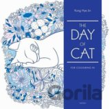 The Day of Cat (Colouring for Mindfulness) (P... (Kong Hye Jin)