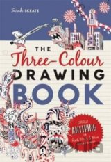 The Three-Colour Drawing Book - Draw Anything with Red, Blue and Black Ballpoint Pens