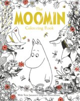 The Moomin Colouring Book (Macmillan Children's Books) (Paperback)