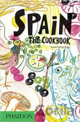 Spain: The Cookbook (S Ortega) (Hardcover)