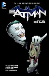 Batman TP Vol 7 Endgame (Scott Snyder, Greg Capullo) (Paperback)