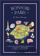 Bonsoir Paris: The Bonjour City Map-Guides (B... (Marin Montagut)