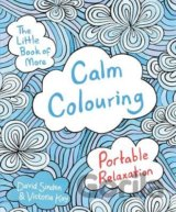 The Little Book of More Calm Colouring