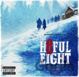 HATEFUL 8 (soundtrack) (2-disc)