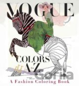Vogue Colors A to Z: A Fashion Coloring Book... (Vogue, Steiker Valerie)