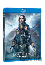 Rogue One: Star Wars Story (2D+bonusový disk - 2 x Blu-ray)