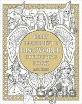 Terry Pratchett's Discworld Colouring Book (C... (Paul Kidby)