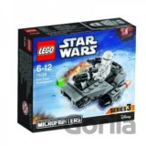 LEGO Star Wars 75126 Confidential Microfighter Villain craft blue