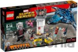 LEGO Super Heroes 76051 Confidential Captain America Movie 2