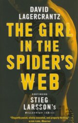 The Girl in the Spider's Web (David Lagercrantz )