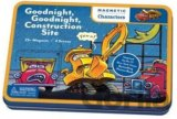 Goodnight, Goodnight Construction Site Magnet... (oodnight, Goodnight Constructi
