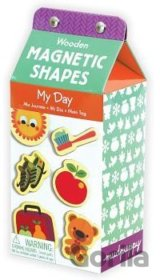My Day Shapes Wooden Magnetic Set (y Day Shapes Wooden Magnetic Set)