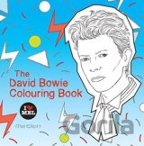 The David Bowie Colouring Book (Mel Elliott) (Paperback)