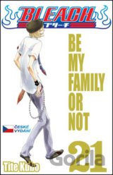 Bleach 21: Be My Family Or Not (Tite Kubo)