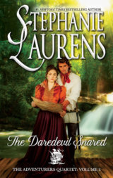The Daredevil Snared (The Adventurers Quartet... (Stephanie Laurens)