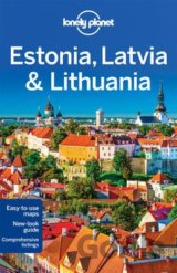 Lonely Planet Estonia, Latvia & Lithuania... (Lonely Planet, Peter Dragicevi
