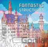 Fantastic Structures (Colouring Books)