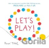 Let's Play (Herve Tullet) (Hardcover)
