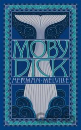 Moby-Dick (Barnes & Noble Leatherbound Cl... (Herman Melville)