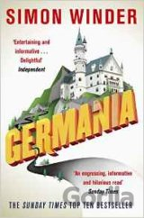 Germania: A Personal History of Germans Ancie... (Simon Winder)