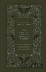The Greatest Cases of Sherlock Holmes (Sir Arthur Conan Doyle)