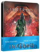 Inferno (1 x Blu-ray) - Steelbook pop art