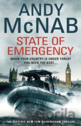 State Of Emergency: (Tom Buckingham Thriller... (Andy McNab)