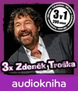 TROSKA ZDENEK: 3X ZDENEK TROSKA (MP3-CD)