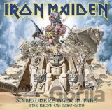 IRON MAIDEN: SOMEWHERE BACK IN TIME THE BEST OF 1980