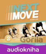 Next Move 2 Class Audio CDs (Carolyn Barraclough)