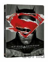 Batman vs. Superman: Úsvit spravedlnosti (3D + 2D - 2 x Blu-ray) - futurepak