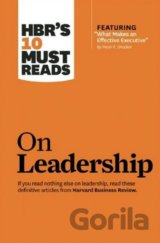 Harvard Business Review on The Mind of The Leader .