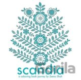 Scandia: A Colouring Journey