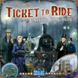 Ticket to Ride Map Collection: United Kingdom & Pennsylvania