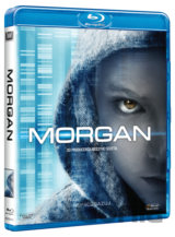Morgan (2016 -  Blu-ray)