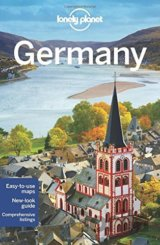 Lonely Planet Germany (Travel Guide) (Paperba... (Lonely Planet, Andrea Schulte-