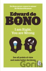I Am Right, You Are Wrong (Edward de Bono) (Paperback)