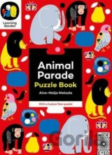 Animal Parade: Puzzle Book (The Learning Gard... (Aino-Maija Metsola)