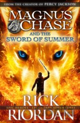 Magnus Chase and the Sword of Summer (Book 1)... (Rick Riordan)