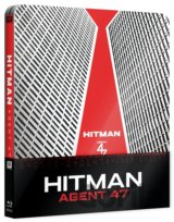 Hitman: Agent 47 (Blu-ray) - Steelbook