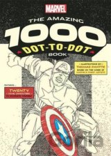 Marvel: The Amazing 1000 Dot-to-Dot Book: Twe... (Thomas Pavitte)