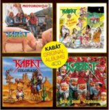 KABAT - ORIGINAL ALBUMS VOL.1 (4CD)