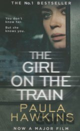 The Girl on the Train Film tie-in (Paula Hawkins)