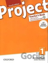 Project Fourth Edition 1 Teacher´s Book with Online Practice Pack (Tom Hutchinso