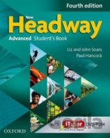 New Headway Fourth Edition Advanced Student´s Book with iTutor DVD-ROM (John and