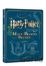 Harry Potter a princ dvojí krve (Blu-ray + DVD bonus) - steelbook