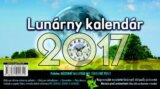 Lunárny kalendár 2017 (Jakubec Vladimír) [SK]