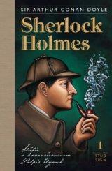 Sherlock Holmes 1: Štúdia v krvavočervenom, Podpis štyroch (Arthur Conan Doyle S