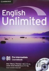English Unlimited - Pre-Intermediate - Coursebook