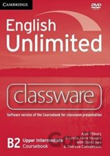 English Unlimited - Upper-Intermediate - Classware DVD-ROM